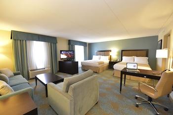 Suite, Multiple Beds, Non Smoking (Stuido)