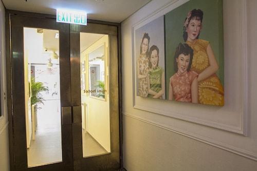 Mini Hotel Causeway Bay Hong Kong, Wan Chai