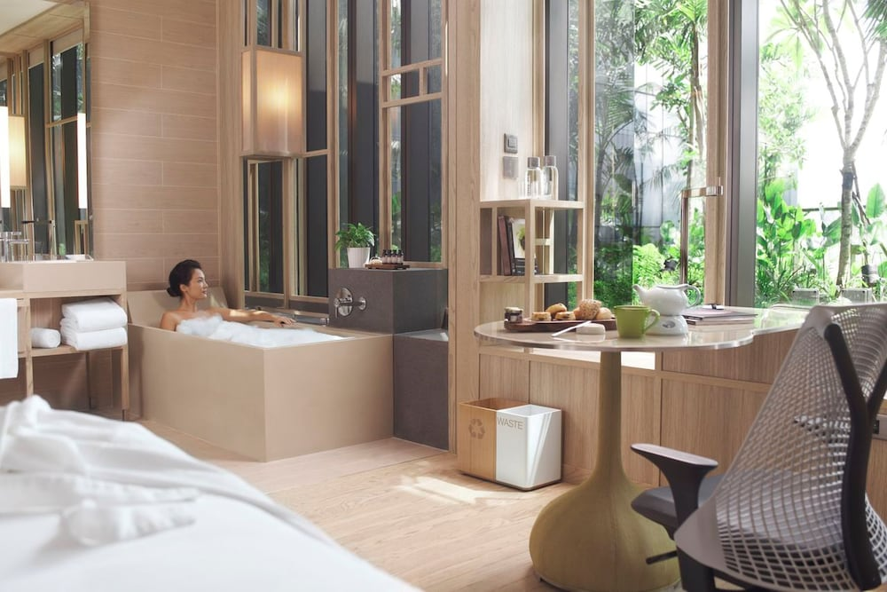 Parkroyal Collection Pickering Singapore Sg Clean Singapore Sg Reservations Com