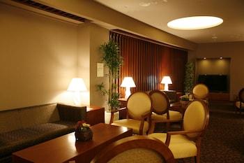ARIMA HOT SPRING RYOKAN HANAMUSUBI Lobby Sitting Area