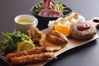 ARIMA HOT SPRING RYOKAN HANAMUSUBI Food and Drink