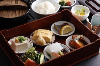 ARIMA HOT SPRING RYOKAN HANAMUSUBI Breakfast Meal