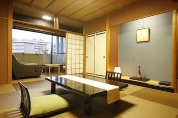 ARIMA HOT SPRING RYOKAN HANAMUSUBI Room