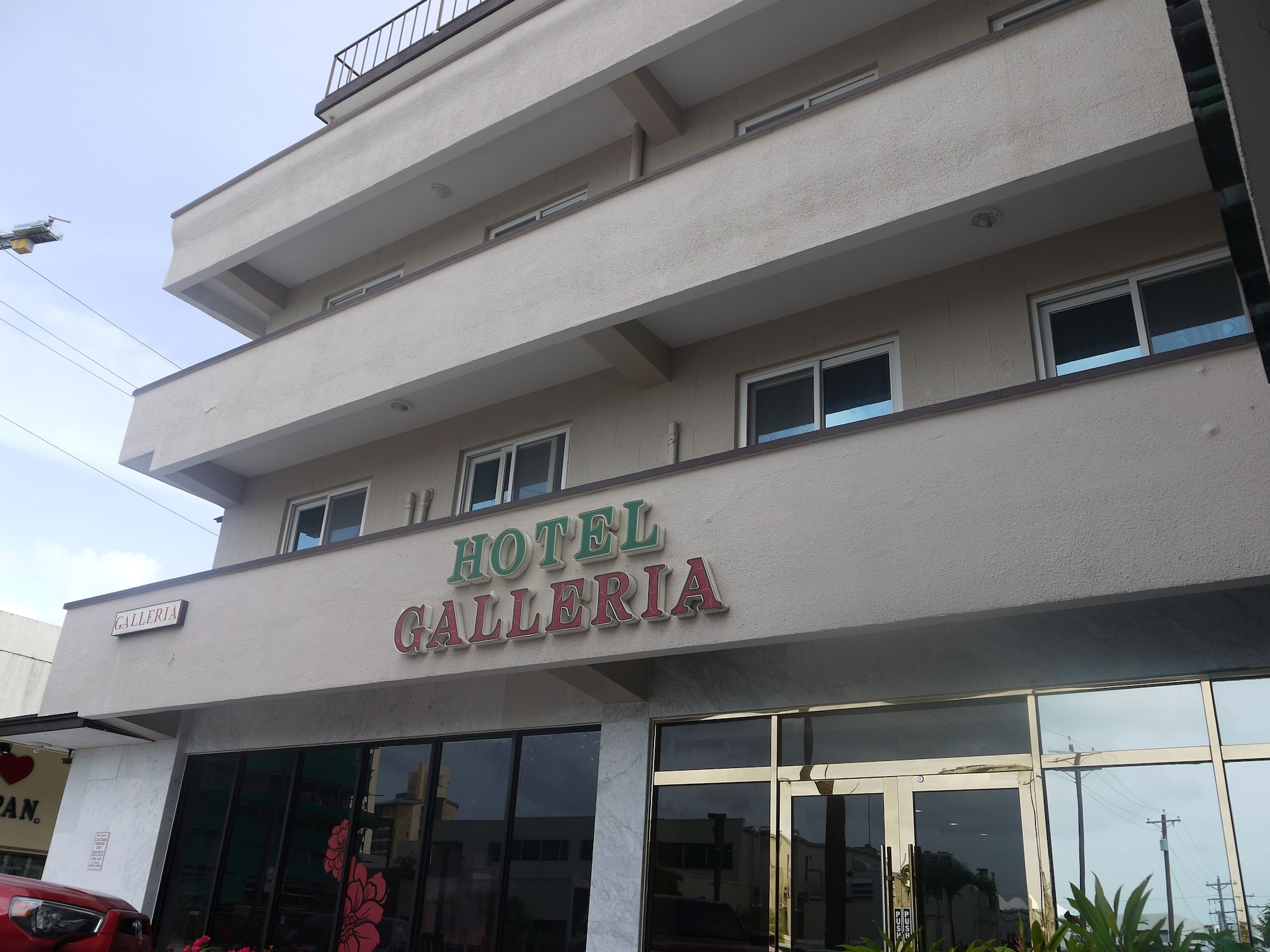 Hotel Galleria,