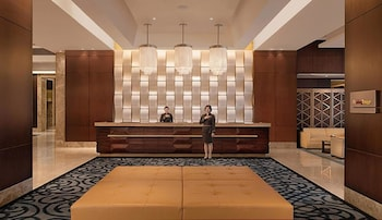Crimson Hotel Alabang Reception