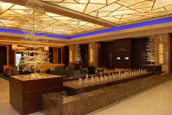 Crimson Hotel Alabang Lobby Lounge