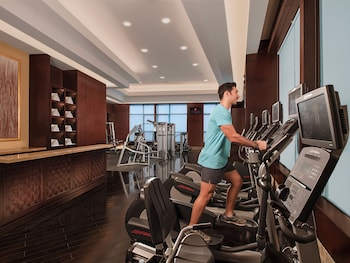 Crimson Hotel Alabang Fitness Facility