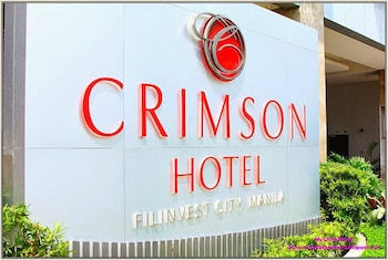 Crimson Hotel Alabang Front of Property