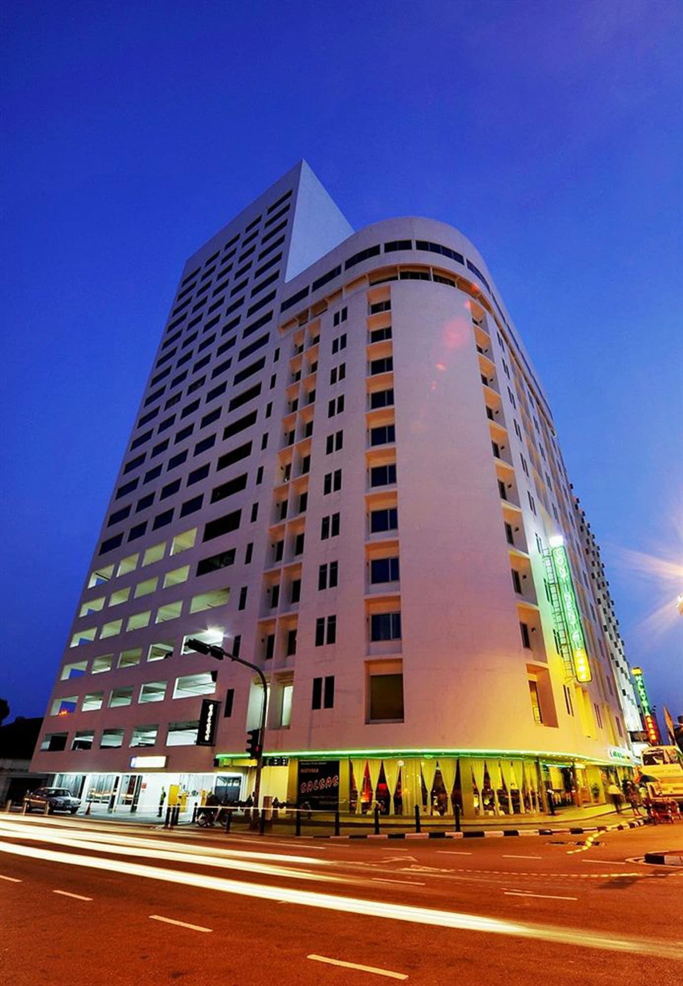 Hotel Continental Penang, Pulau Penang
