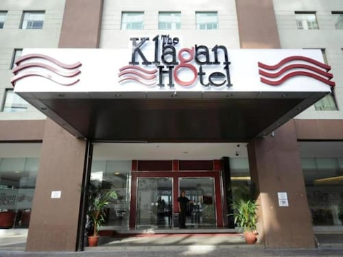 The Klagan Hotel,KK Plaza