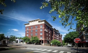 羅里市中心歡朋套房飯店 Hampton Inn & Suites Raleigh Downtown