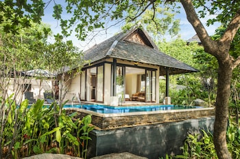 Villa, 1 En Büyük (king) Boy Yatak, Sigara İçilmez (tropical)