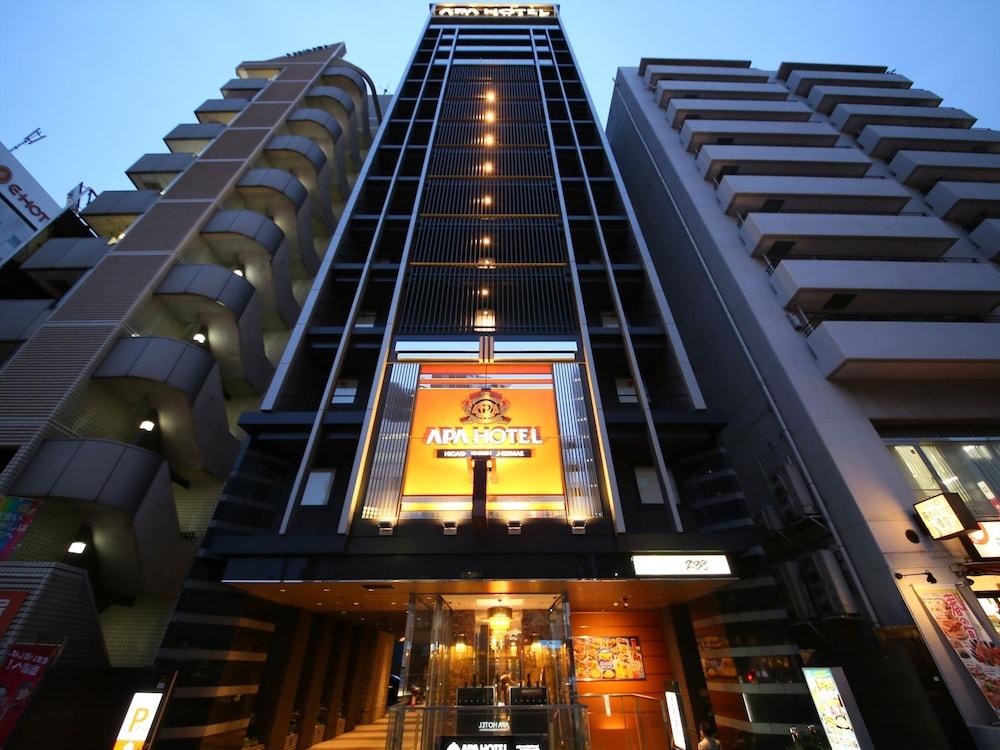 アパホテル〈東新宿駅前〉