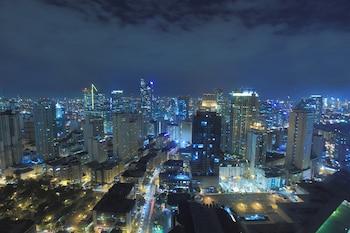 Raffles Makati View from Room