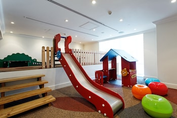 Raffles Makati Childrens Play Area - Indoor