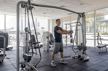 Raffles Makati Fitness Facility