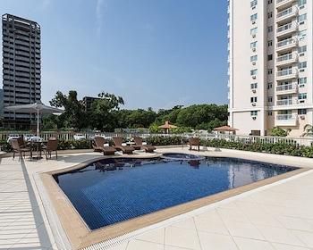 里約熱內盧巴拉達蒂茹卡凱藝飯店 Quality Rio de Janeiro Barra da Tijuca