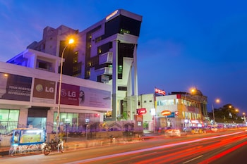 Hotel - Ginger Chennai-Vadapalani