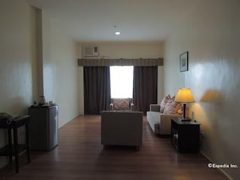 Days Hotel Cebu - Toledo Living Room