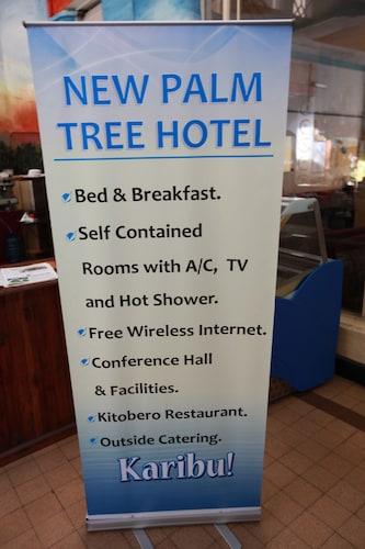 New Palm Tree Hotel, Mvita