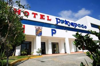 普林斯帕多提納左娜阿羅托飯店 Hotel Principado Tijuana Zona Aeropuerto