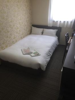 [喫煙] シングル (13平米/ベッド幅120×195cm)|ホテルウィングインターナショナル湘南藤沢
