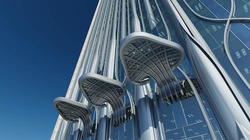 . Vertical City Hotel