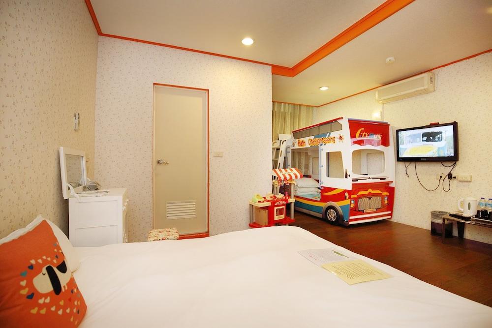 サン ムーン レイク ラブ ホーム ガーデン イン (日月潭愛之屋旅店庭園館)