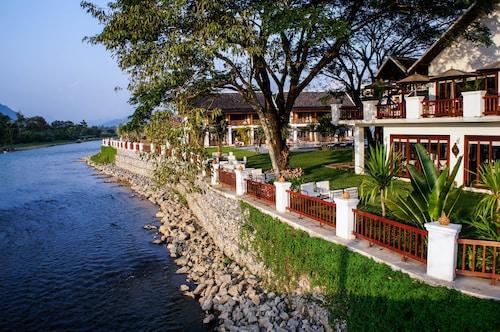 Riverside Boutique Resort, Vang Vieng, Vangvieng