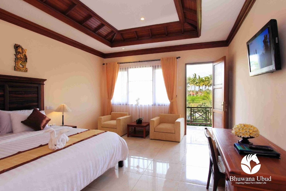 Deluxe Double or Twin Room, Garden View