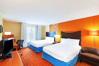 Hotel - Fairfield Inn & Suites Tulsa Downtown