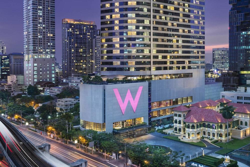 曼谷W酒店