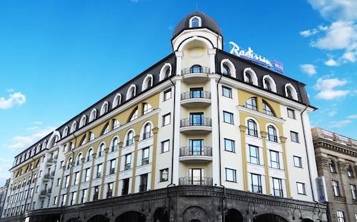 . Radisson Blu Hotel, Kyiv Podil City Centre