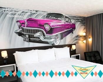 Cadillac 汽車旅館