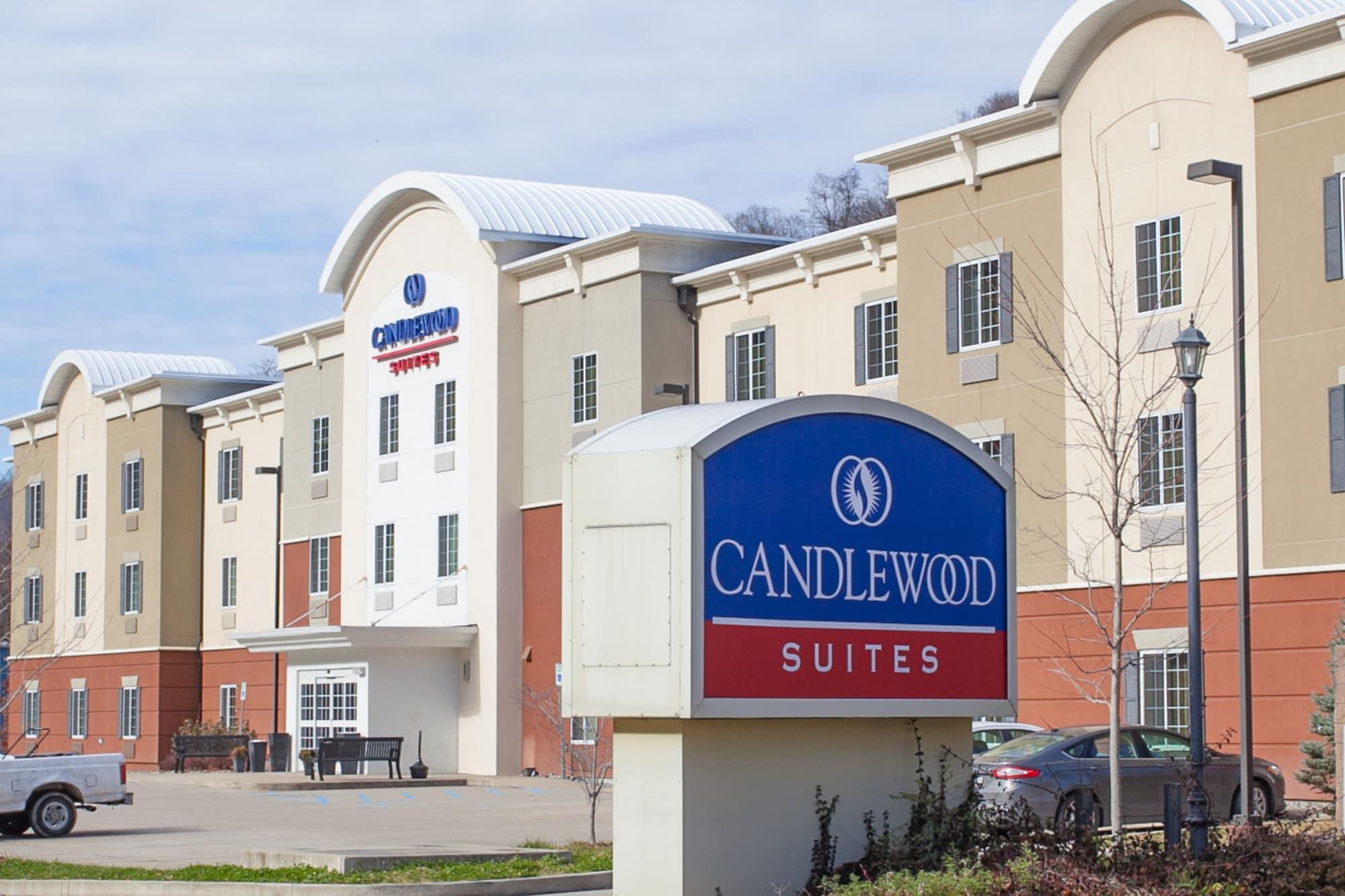 Candlewood Suites Logan, Logan