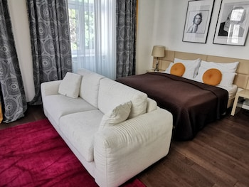 Deluxe Apartment, 2 Bedrooms (incl. 39€ cleaning fee)