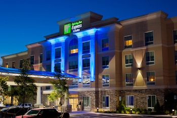 Holiday Inn Express Suites Columbus Easton 5 6 Miles From Ohio State Fairgrounds