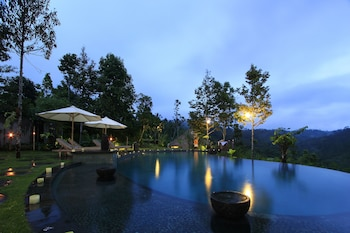 Hotel - Puri Sebatu Resort