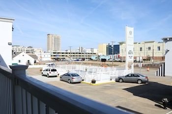Balcony View at Oceans 2700 in Virginia Beach