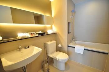 Arize Hotel Sukhumvit - Bathroom  - #0