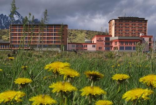 GRAND HOTEL BELLEVUE, Poprad