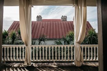 Balcony View at Zero George Street in Charleston