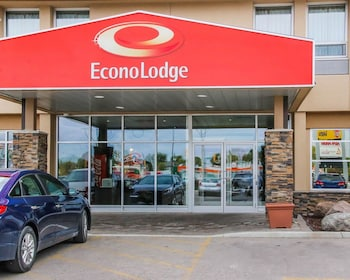 Hotel - Econo Lodge Winnipeg South