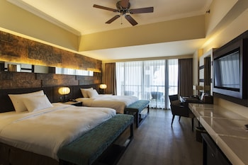 The Bellevue Resort Bohol Guestroom