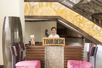 The Bellevue Resort Bohol Concierge Desk