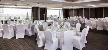 Coastlands Musgrave Hotel - Indoor Wedding  - #0