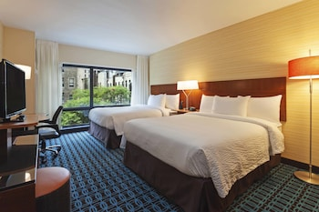 Hotel - Fairfield Inn & Suites Chicago Downtown/River North