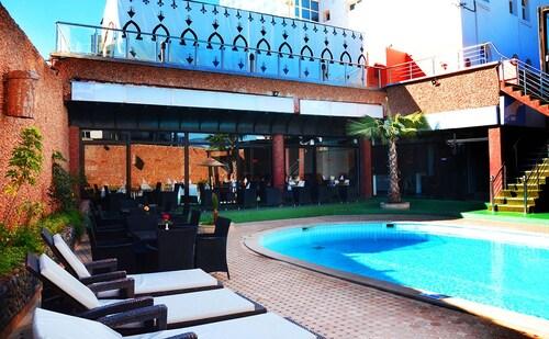 Omega Hotel Agadir, Agadir-Ida ou Tanane