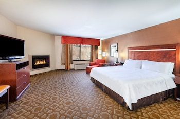 Room, 1 King Bed, Non Smoking, Fireplace