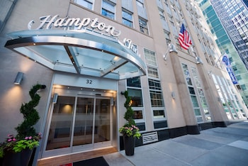 Hampton Inn Manhattan/Downtown Financial District